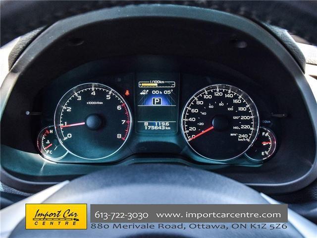 2013 Subaru Outback 2.5i Limited Package (Stk: 202333) in Ottawa - Image 20 of 24