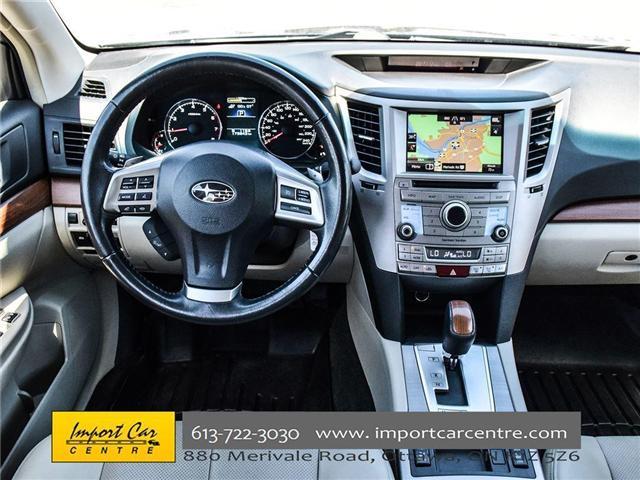 2013 Subaru Outback 2.5i Limited Package (Stk: 202333) in Ottawa - Image 22 of 24