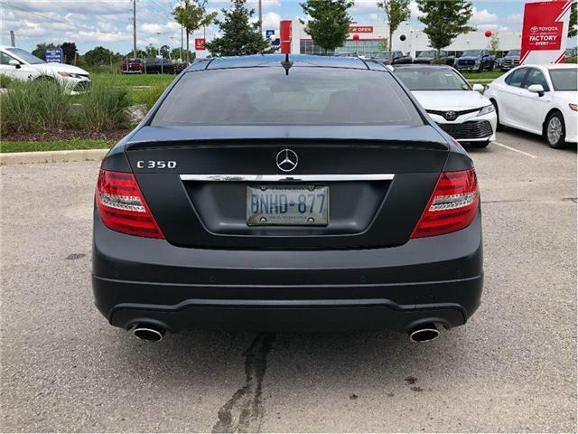 2012 Mercedes-Benz C-Class Base (Stk: 180942A) in Whitchurch-Stouffville - Image 4 of 21