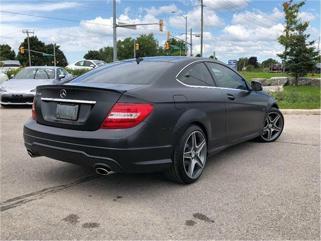 2012 Mercedes-Benz C-Class Base (Stk: 180942A) in Whitchurch-Stouffville - Image 5 of 21