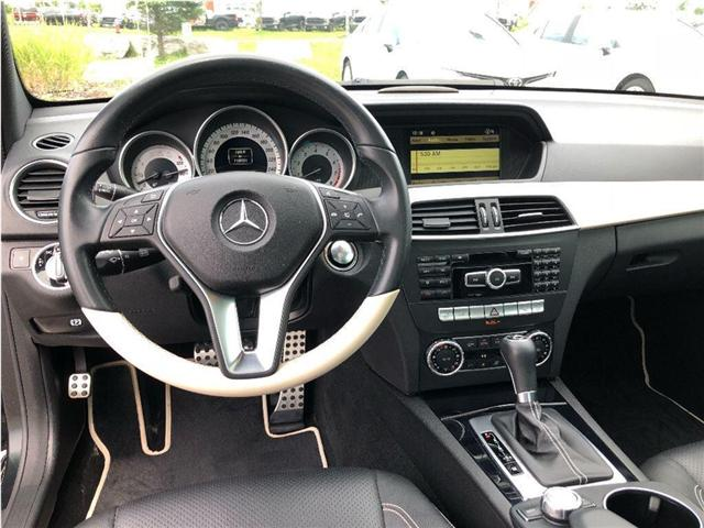 2012 Mercedes-Benz C-Class Base (Stk: 180942A) in Whitchurch-Stouffville - Image 12 of 21