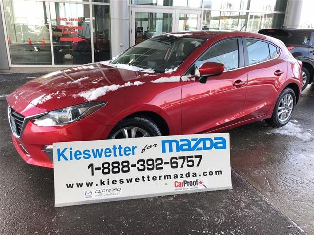 2016 Mazda Mazda3 GS (Stk: 35157A2) in Kitchener - Image 1 of 29