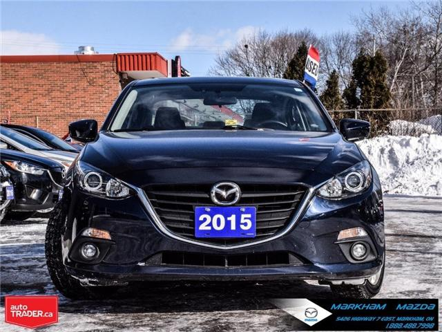 2015 Mazda Mazda3 GS (Stk: P1846) in Markham - Image 2 of 28
