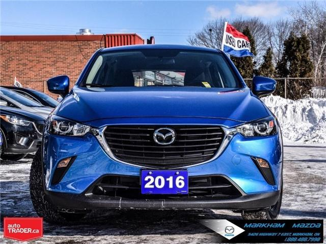2016 Mazda CX-3 GX (Stk: N180587A) in Markham - Image 2 of 27