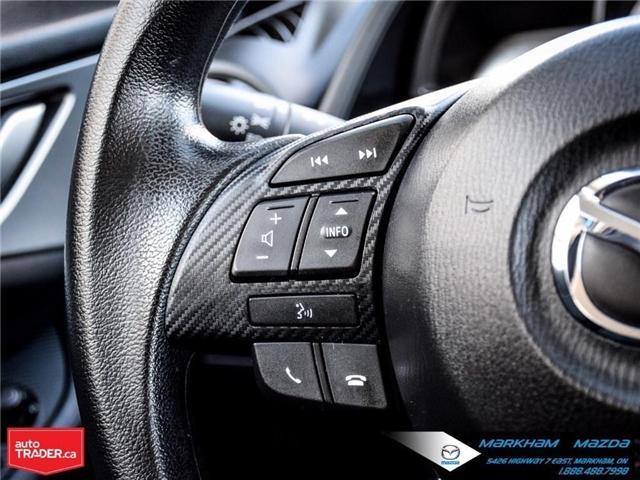 2016 Mazda CX-3 GX (Stk: N180587A) in Markham - Image 23 of 27