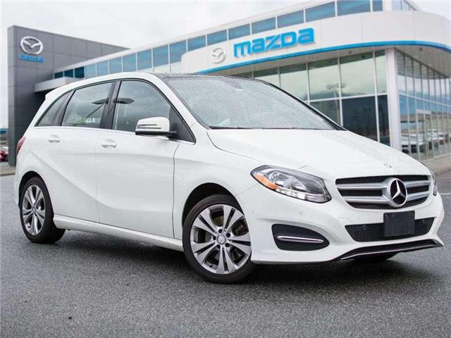 2017 Mercedes-Benz B-Class Sports Tourer (Stk: B0241) in Chilliwack - Image 2 of 22