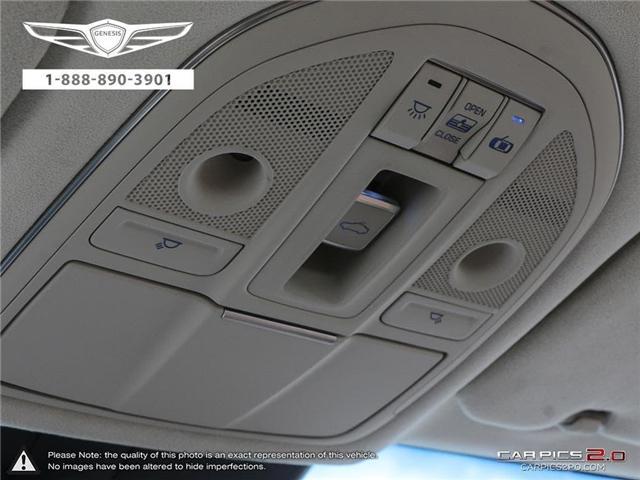 2018 Genesis G80 5.0 Ultimate (Stk: 174685) in Markham - Image 22 of 27