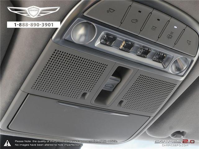 2017 Genesis G90 5.0 Ultimate (Stk: 174141) in Markham - Image 22 of 27