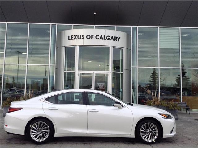 2019 Lexus ES 350 Premium (Stk: 190191) in Calgary - Image 1 of 9