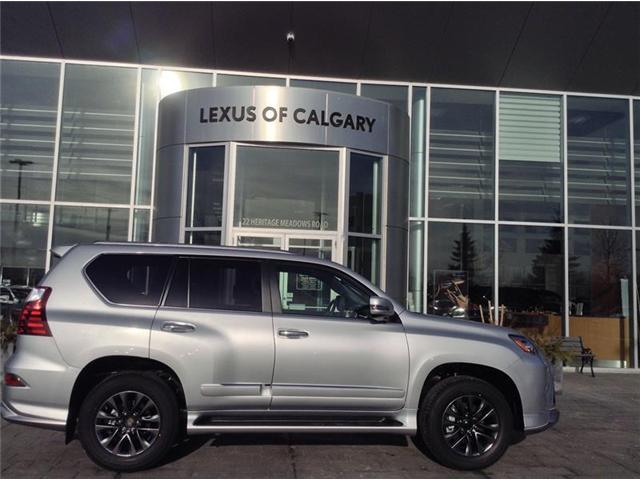2019 Lexus GX 460 Base (Stk: 190422) in Calgary - Image 1 of 9