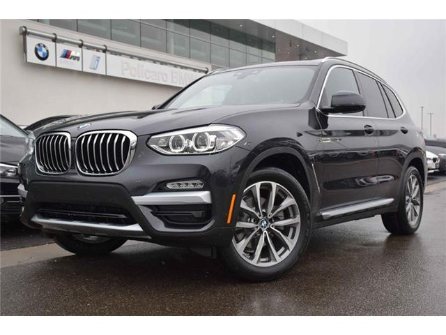 2019 BMW X3 xDrive30i (Stk: 9P81376) in Brampton - Image 1 of 12