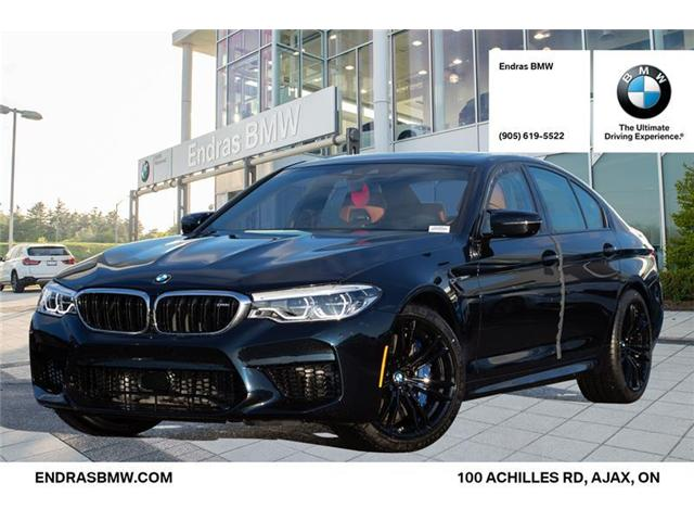 2019 BMW M5  (Stk: 52481) in Ajax - Image 1 of 22
