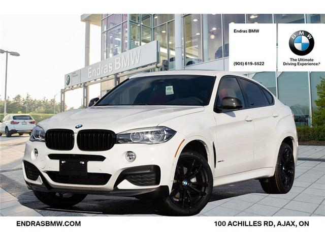2019 BMW X6 xDrive35i (Stk: 60465) in Ajax - Image 1 of 22