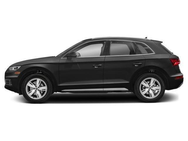 2019 Audi Q5 45 Technik (Stk: N5034) in Calgary - Image 2 of 9