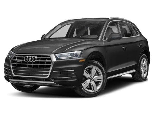 2019 Audi Q5 45 Progressiv (Stk: N5037) in Calgary - Image 1 of 9