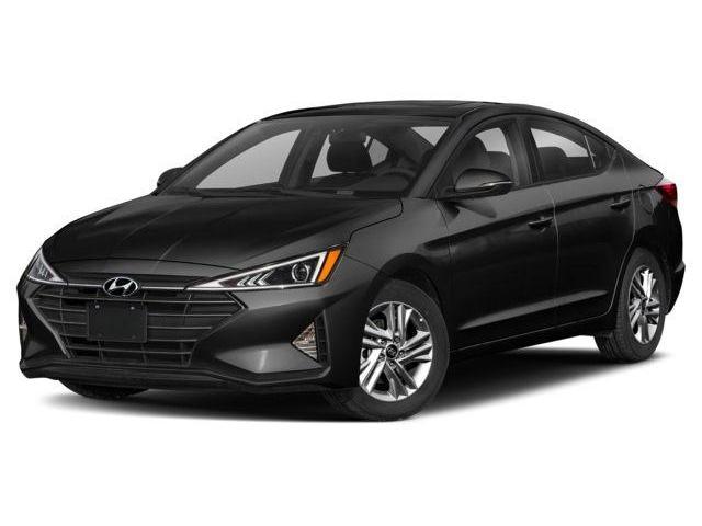 2019 Hyundai Elantra Sedan Preferred at (Stk: KU735837) in Mississauga - Image 1 of 9