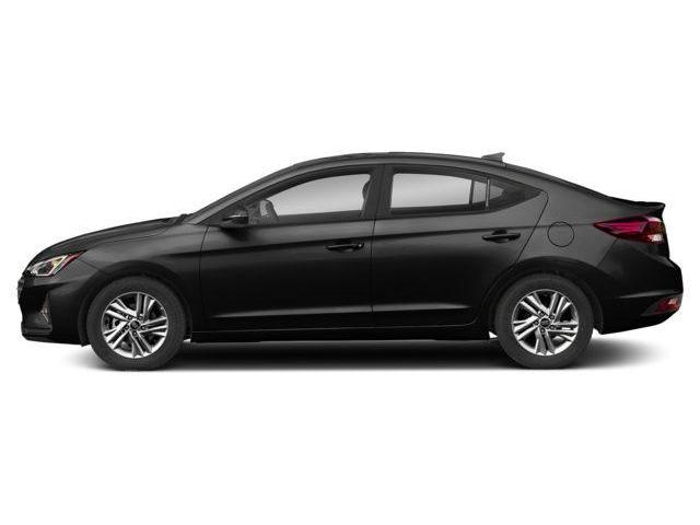 2019 Hyundai Elantra Sedan Preferred at (Stk: KU735837) in Mississauga - Image 2 of 9
