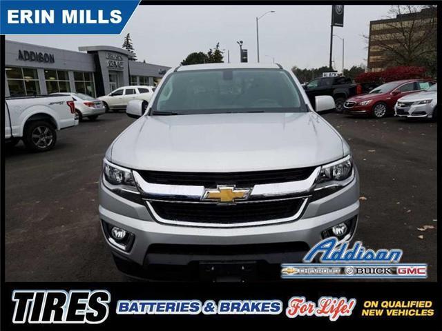 2018 Chevrolet Colorado LT (Stk: J1127214) in Mississauga - Image 2 of 16
