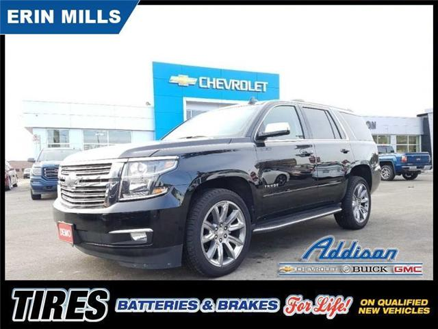 2018 Chevrolet Tahoe Premier (Stk: JR260030) in Mississauga - Image 1 of 22