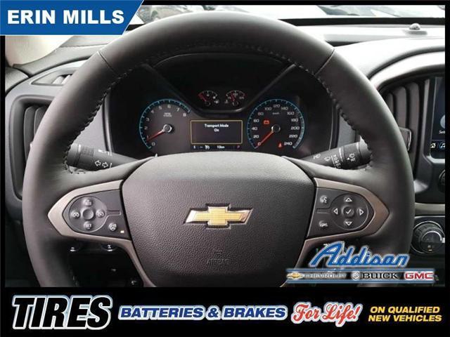 2019 Chevrolet Colorado Z71 (Stk: K1138685) in Mississauga - Image 19 of 20