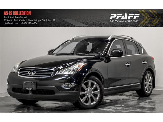2010 Infiniti EX35 Luxury (Stk: T16109A) in Woodbridge - Image 1 of 20