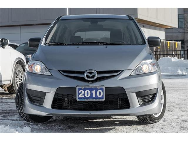 2010 Mazda Mazda5 GS (Stk: P0349) in Richmond Hill - Image 2 of 18