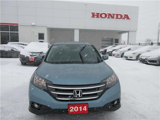2014 Honda CR-V EX (Stk: SS3351) in Ottawa - Image 2 of 11