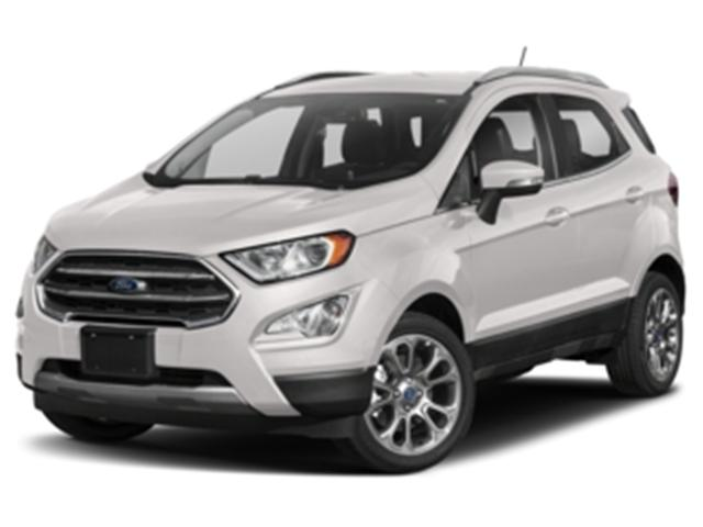 2018 Ford EcoSport Titanium (Stk: 204617) in Truro - Image 1 of 9