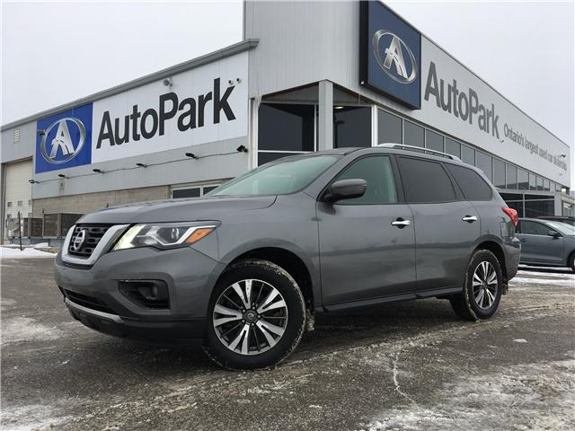 2017 Nissan Pathfinder SV (Stk: 17-62313RJB) in Barrie - Image 1 of 28