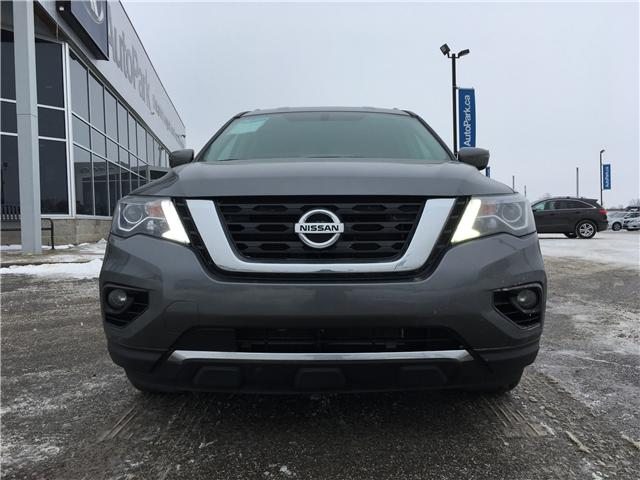 2017 Nissan Pathfinder SV (Stk: 17-62313RJB) in Barrie - Image 2 of 28