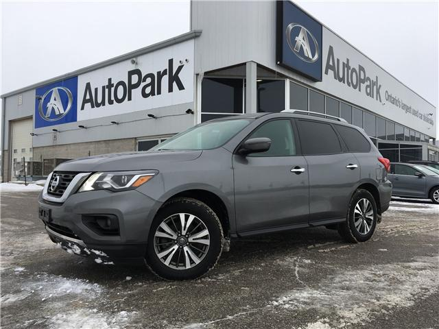 2017 Nissan Pathfinder SV (Stk: 17-97650RJB) in Barrie - Image 1 of 30