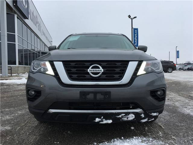 2017 Nissan Pathfinder SV (Stk: 17-97650RJB) in Barrie - Image 2 of 30