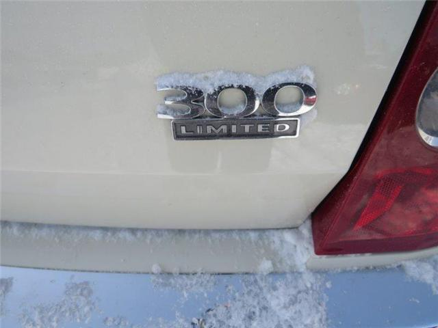 2009 Chrysler 300 Limited (Stk: A101) in Ottawa - Image 9 of 30