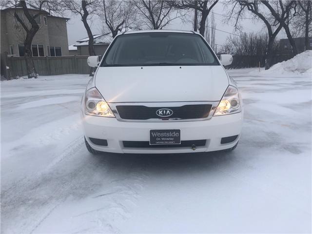 2011 Kia Sedona LX Convenience (Stk: 9704.0) in Winnipeg - Image 2 of 22
