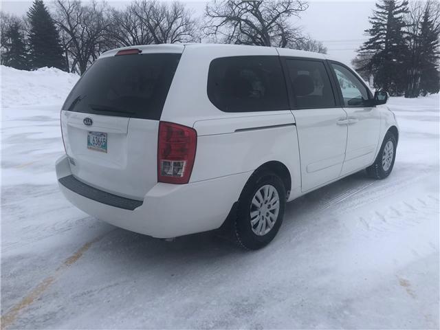 2011 Kia Sedona LX Convenience (Stk: 9704.0) in Winnipeg - Image 6 of 22