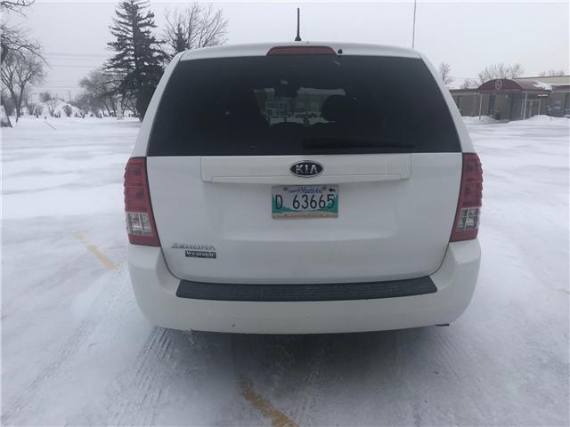 2011 Kia Sedona LX Convenience (Stk: 9704.0) in Winnipeg - Image 7 of 22