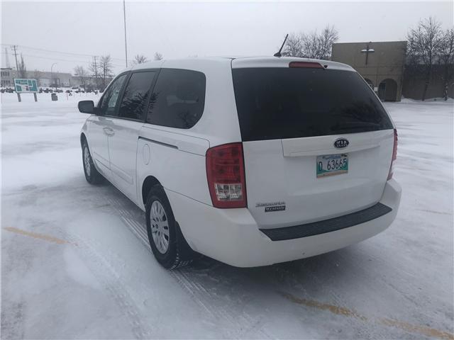 2011 Kia Sedona LX Convenience (Stk: 9704.0) in Winnipeg - Image 8 of 22