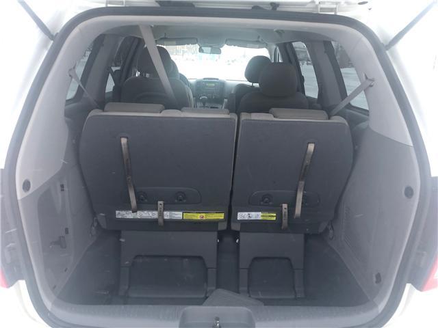2011 Kia Sedona LX Convenience (Stk: 9704.0) in Winnipeg - Image 14 of 22
