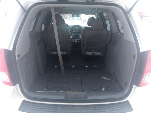 2011 Kia Sedona LX Convenience (Stk: 9704.0) in Winnipeg - Image 15 of 22