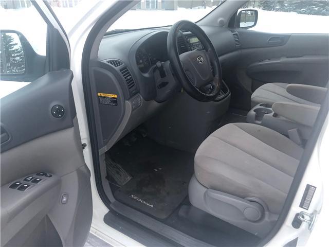 2011 Kia Sedona LX Convenience (Stk: 9704.0) in Winnipeg - Image 12 of 22