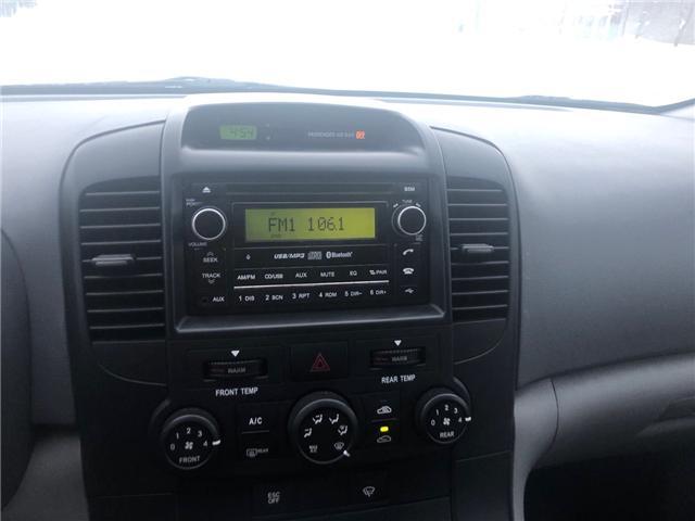 2011 Kia Sedona LX Convenience (Stk: 9704.0) in Winnipeg - Image 18 of 22