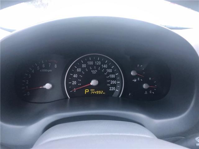 2011 Kia Sedona LX Convenience (Stk: 9704.0) in Winnipeg - Image 20 of 22