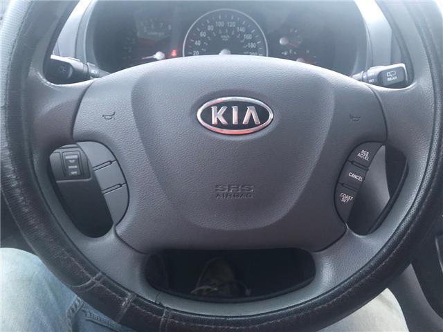 2011 Kia Sedona LX Convenience (Stk: 9704.0) in Winnipeg - Image 21 of 22