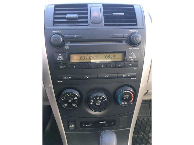 2009 Toyota Corolla CE (Stk: A185) in Ottawa - Image 13 of 18
