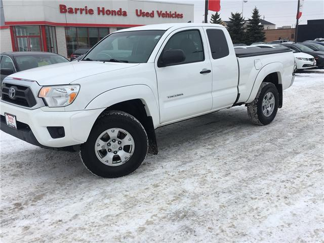 2012 Toyota Tacoma Base V6 (Stk: U12251) in Barrie - Image 1 of 13