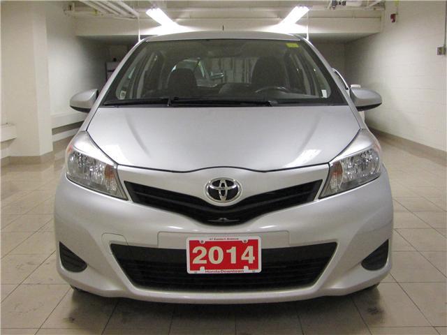 2014 Toyota Yaris LE (Stk: HP3162) in Toronto - Image 8 of 29