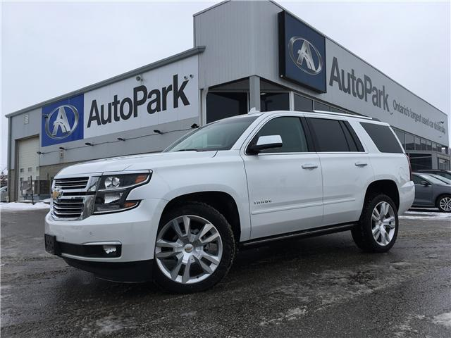 2017 Chevrolet Tahoe Premier (Stk: 17-42546JB) in Barrie - Image 1 of 30