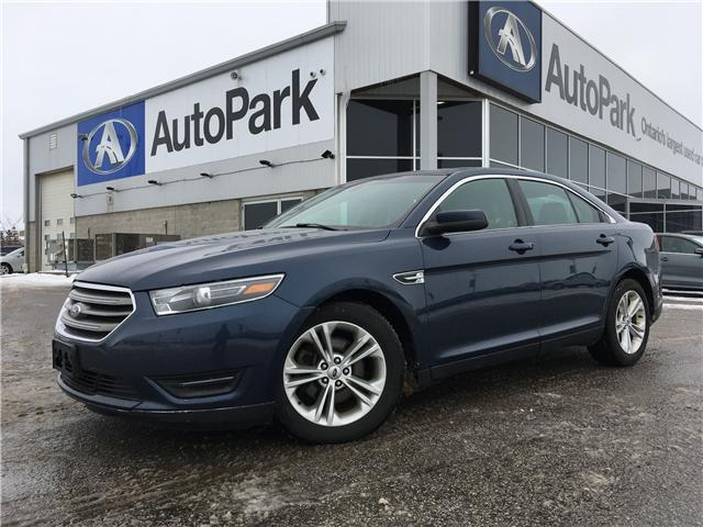 2016 Ford Taurus SEL (Stk: 16-11331MB) in Barrie - Image 1 of 26