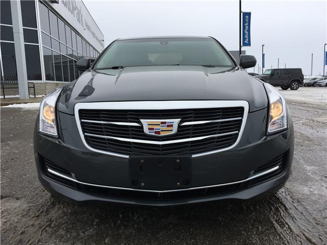 2015 Cadillac ATS 2.0L Turbo (Stk: 15-23660RJB) in Barrie - Image 2 of 27
