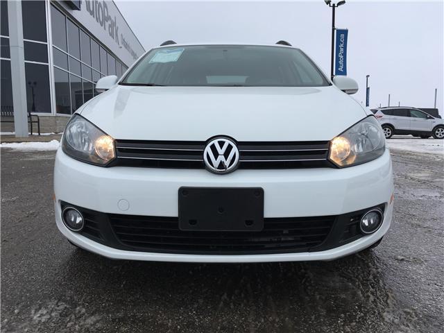 2014 Volkswagen Golf 2.0 TDI Wolfsburg Edition (Stk: 14-22528RMB) in Barrie - Image 2 of 27